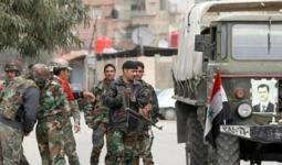اشتباكات على أطراف مخيّم خان الشيح واعتقال أحد أبناء المخيّم
