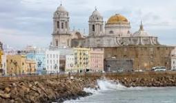 مدينة Cádiz الإسبانية