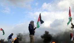 شهيد وإصابات في مواجهات فلسطين المحتلة