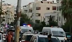 إصابات عقب إطلاق نار في السفارة الصهيونية بعمّان