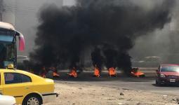 تجدد الاشتباكات بين الاجهزة الامنية ومسلحين في مخيم بلاطة