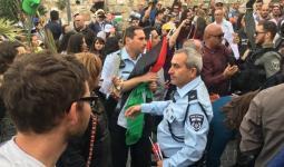قوات الاحتلال تقمع مسيرة أحد الشعانين في القدس المحتلة