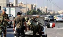 اعتقال لاجئ على حواجز النظام في دمشق