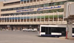 احتجاز لاجئ من مخيّم خان الشيح في مطار بغداد