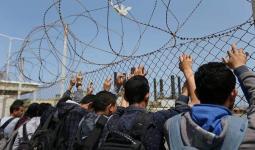 اعتصام أمام محطة الكهرباء في مخيّم النصيرات