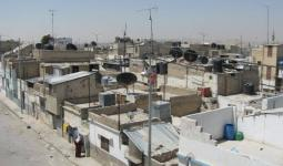 مخيم الزرقاء في الأردن