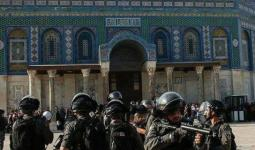 دعوات صهيونية لاقتحام المسجد الأقصى اليوم
