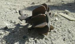 أضرار مادّيّة جسيمة جرّاء قصف ليلي عنيف استهدف مخيّم درعا