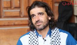 اللاجئ الفلسطيني حسام ميعاري
