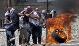اندلاع مواجهات عنيفة في مناطق متفرقة بمخيمات الضفة المحتلة والقدس