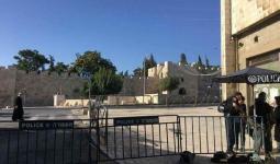 مواجهات عنيفة في القدس المحتلة واستمرار إغلاق الأقصى والبلدة القديمة لليوم الثالث