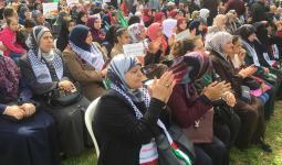مهرجان في صيدا لمرور مائة يوم على القرار الأمريكي حول القدس