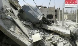 مخيم درعا (أرشيف)