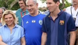 فريق الأرجنتين يحتفل باستقلال الكيان الصهيوني في ذكرى النكبة