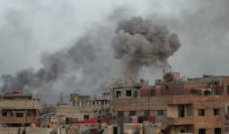 ارتفاع حصيلة الضحايا المدنيين جراء استمرار قصف مخيّم اليرموك