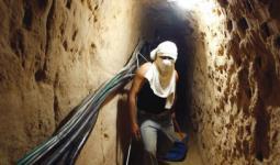 استشهاد ثلاثة عمّال فلسطينيين وإصابة خمسة آخرين في نفق على الحدود الفلسطينية المصرية