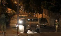 اقتحامات واعتقالات بالضفة المحتلة تطال مخيم الجلزون وتركيب كاميرات سريّة في منازل المواطنين