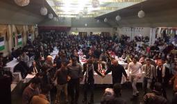 الجالية الفلسطينية في ألمانيا تقعد مؤتمرها السنوي رغم الصعوبات