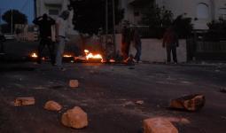 اعتقال وإطلاق نار ومواجهات في جنين ومخيميّ قلنديا والجلزون