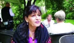 سونيا نمر.. الكاتبة العربية الوحيدة ضمن المرشحين لجائزة
