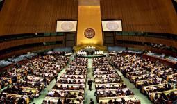 الجمعية العامة للأمم المتحدة تعتمد 8 مشاريع قرارات لصالح فلسطين
