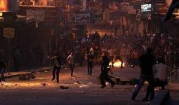 إصابات واعتقالات في محيط قبر يوسف وبالقرب من مخيم بلاطة