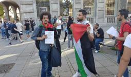 ناشطون فلسطينيون في ألمانيا