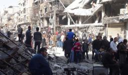 الهيئة العامة لشؤون اللاجئين الفلسطينيين تصدر قراراً لتشكيل لجنة محلية لمخيم اليرموك
