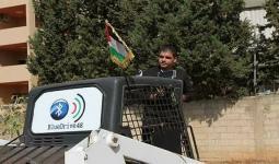 اللاجئ الفلسطيني عامر درويش