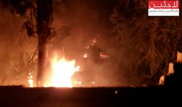 مخيم خان الشيح أربعون يوماً من الحصار