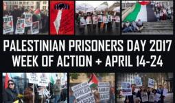 انطلاق فعاليات في الولايات المتحدة مساندة للأسرى الفلسطينيين