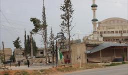 مخيّم خان الشيح