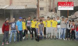 فريقا جنين وجفرا يتوجان أبطالًا لدوري كرة القدم في المنطقة الجنوبية