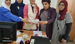 احياء الاتحاد العام للمرأة الفلسطينة ليوم الاسير الفلسطيني