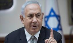 رئيس وزراء الكيان الصهيوني بنيامين نتنياهو