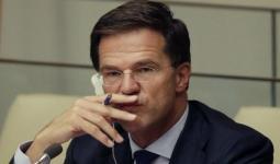 رئيس الوزراء الهولندي مارك روته