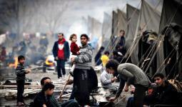 إجراءات الدول المحيطة بسورية تجاه اللاجئين الفلسطينيين السوريين