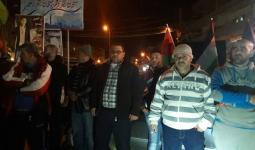 اعتصام شعبي في مخيّم نهر البارد للمطالبة بحقوق أهالي المخيم