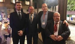 وزراء صهاينة مشاركين في المؤتمر