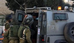 اعتقالات وإصابات برصاص الاحتلال في الضفة المحتلة