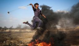 فلسطين المحتلة - من جمعة الوفاء للخان الأحمر