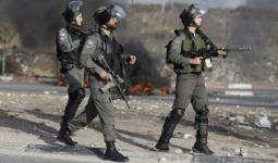 اعتقالات وإصابات في اقتحام قوات الاحتلال لمخيّم الجلزون