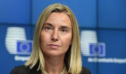 وزيرة خارجيّة الاتحاد الأوروبي ترفض لقاء وفد مستوطنين