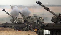 قصف صهيوني يستهدف مناطق في قطاع غزة