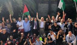 موكب دراجات نارية يجوب إيطاليا تضامناً مع فلسطين