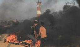 شهيدان وعشرات الإصابات في