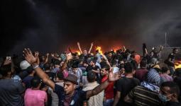 الفلسطينيّون يُشيّعون شهداء