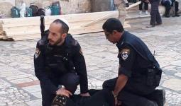 شرطة الاحتلال تعتدي على رهبان الكنيسة القبطيّة في القدس المحتلة