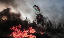 شهيد برصاص الاحتلال من مُخيّم الشاطئ في المسير البحري الرابع عشر