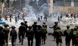 مواجهات عنيفة واعتقالات تطال مُخيّمات الضفة المحتلة